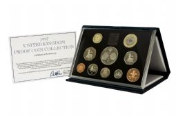 1997 Proof set For Sale - English Coin Company